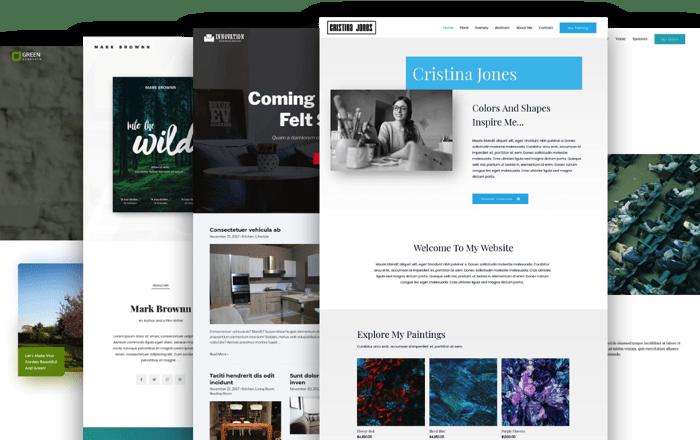 DIYWebseite-Designs